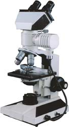 Advanced Binocular Metallurgical Microscope