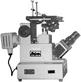 Inverted Binocular Metallurgical Microscope